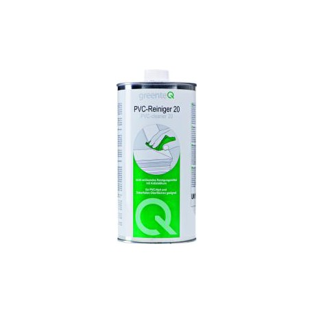 greenteQ PVC-Reiniger 1 Ltr
